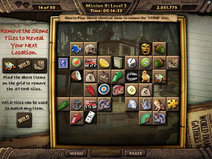 Hidden object games for Windows - Hidden Object Adventure Collection