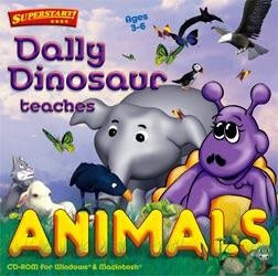 Dally Dinosaur Teaches Animals download version