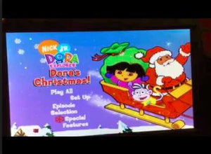 Dora the Explorer : Dora's Christmas DVD