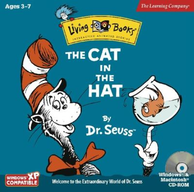 Buy Dr Seuss the Cat in the Hat cd-rom