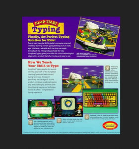 Jumpstart Typing