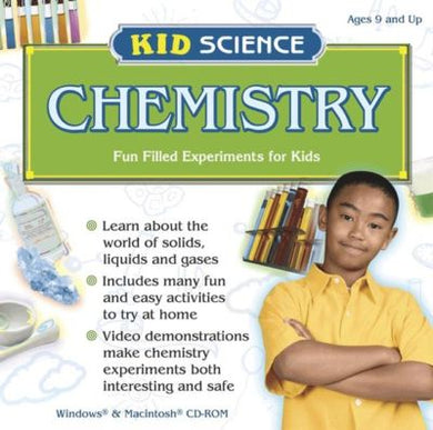 Chemistry software for kids