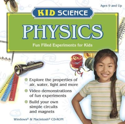 Kid Science Physics cd-rom version