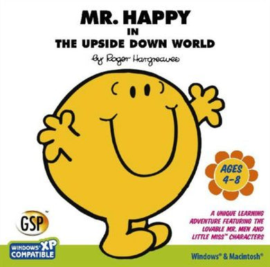 Mr Men : Mr Happy in the Upside Down World