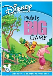 Disney Piglet's Big Game
