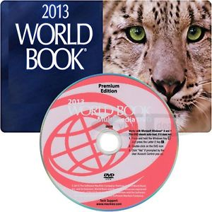World Book Encyclopaedia School Licences