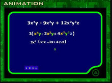 Learn how to solve quadratic equations with this maths learning program for Windows