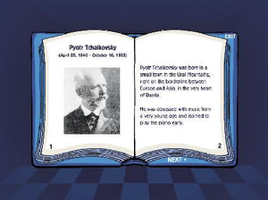 Tchaikovsky's Musical Adventure