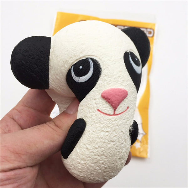 Panda face squishy