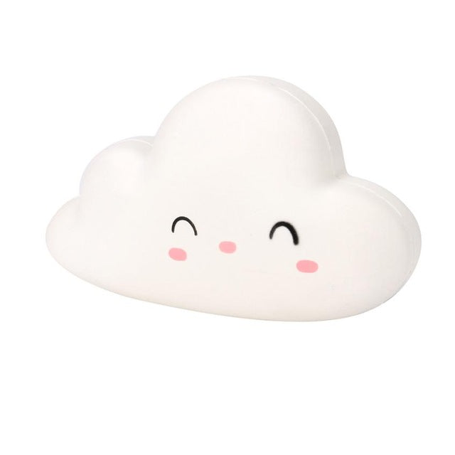 Happy cloud squishy