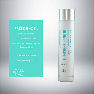 Hair Nrg Frizz Endz Blonde Shampoo