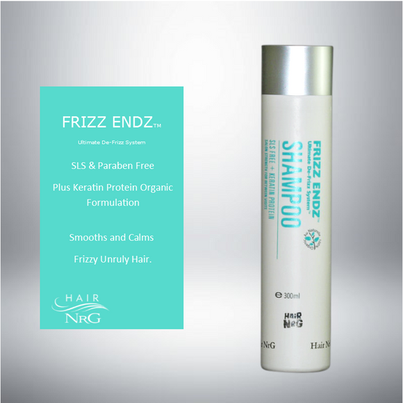Hair Nrg Frizz Endz Shampoo