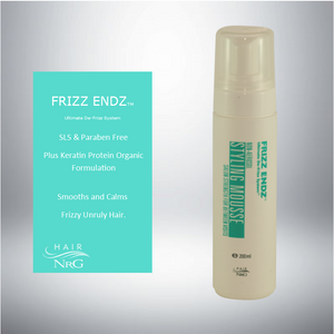Hair Nrg Frizz Endz Mousse