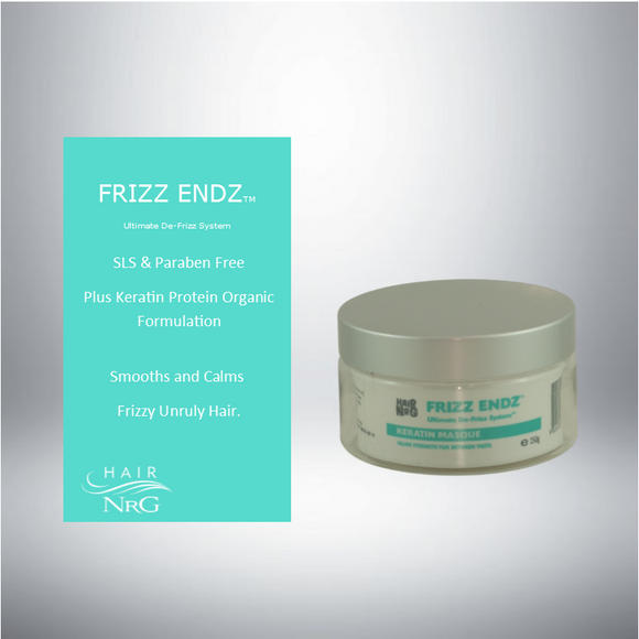 Hair Nrg Frizz Endz Masque