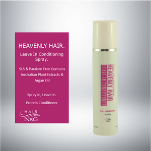 Hair Nrg Heavenly Hair Leave In Conditioner