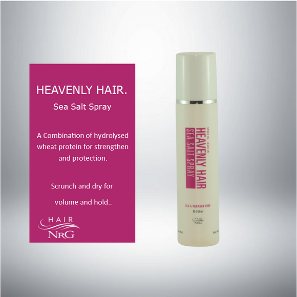 Hair Nrg Heavenly Hair Sea Salt Spray