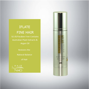 Hair Nrg Inflate Leave In Treatment