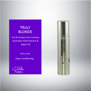 Hair Nrg Truly Blonde Leave in treatment