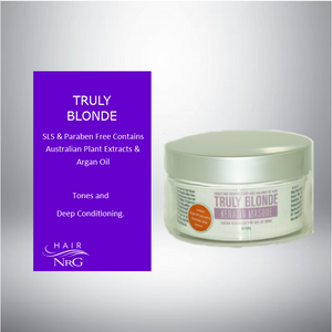 Hair Nrg Truly Blonde Masque
