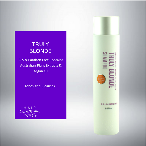 Hair Nrg Truly Blonde Shampoo