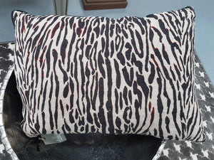 Elitis Tiger Cushion - Tilly and Tiffen