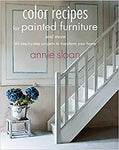 Book - Colour Recipes For Painted Furniture and More by Annie Sloan - Tilly and Tiffen