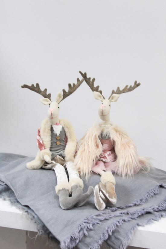 Deidre Deer - 77cm - Tilly and Tiffen