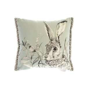 Hare Cushion - Tilly and Tiffen