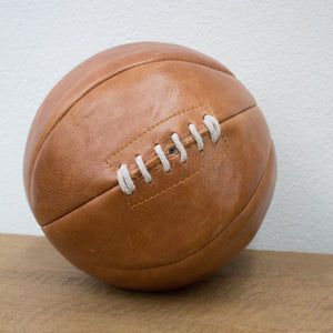 Leather Soccer Ball - Tilly and Tiffen
