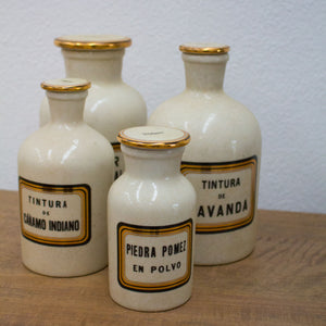 Apothecary Bottle 1000ml - Tilly and Tiffen
