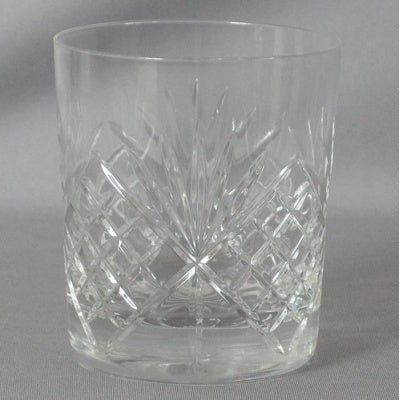 Irena Double Old Fashioned Glass - Tilly and Tiffen