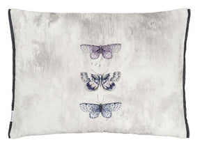 Designers Guild Cushion - Issoria Zinc - Tilly and Tiffen