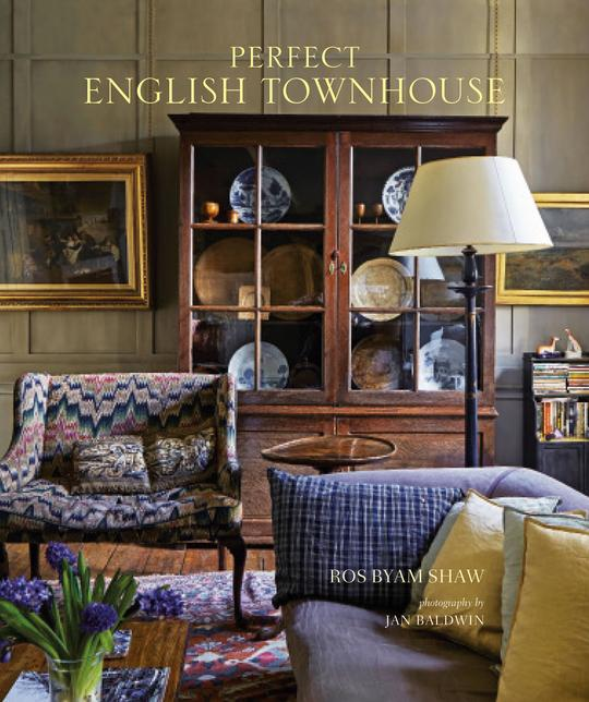 Book - Perfect English Townhouse - Tilly and Tiffen