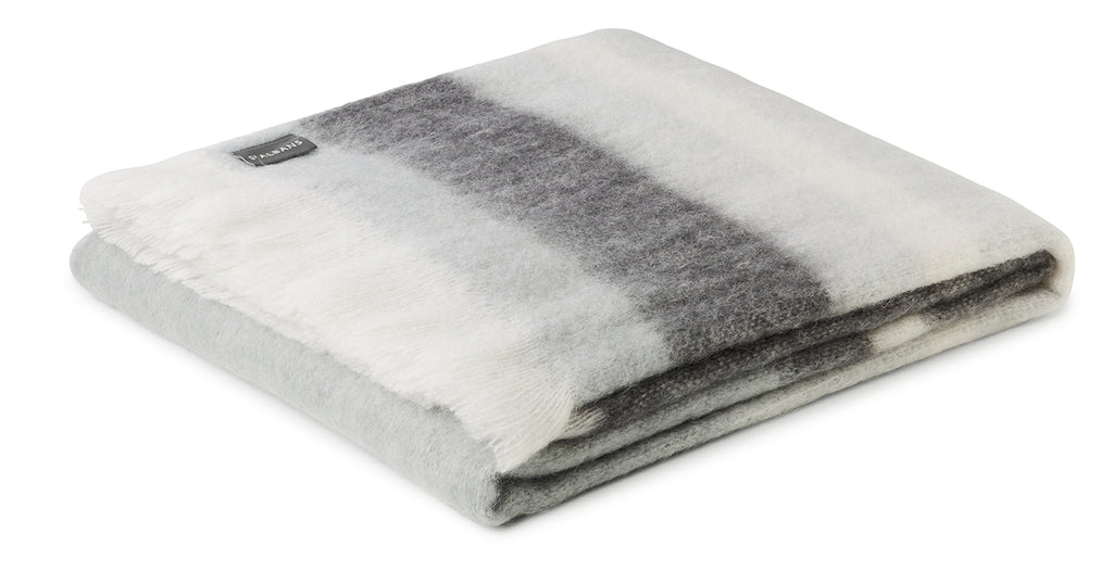 Hudson Mohair Throw - Tilly and Tiffen