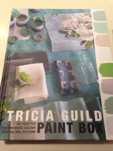 Tricia Guild Paint Box Book - Tilly and Tiffen