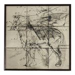 Mystical Horse with Black Frame - Tilly and Tiffen