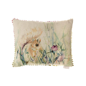 Winter Harvest Linen Cushion - Tilly and Tiffen