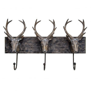 Stag Head Hanger - Tilly and Tiffen