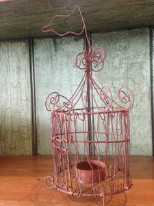Wire Tea Light Carousel - Tilly and Tiffen