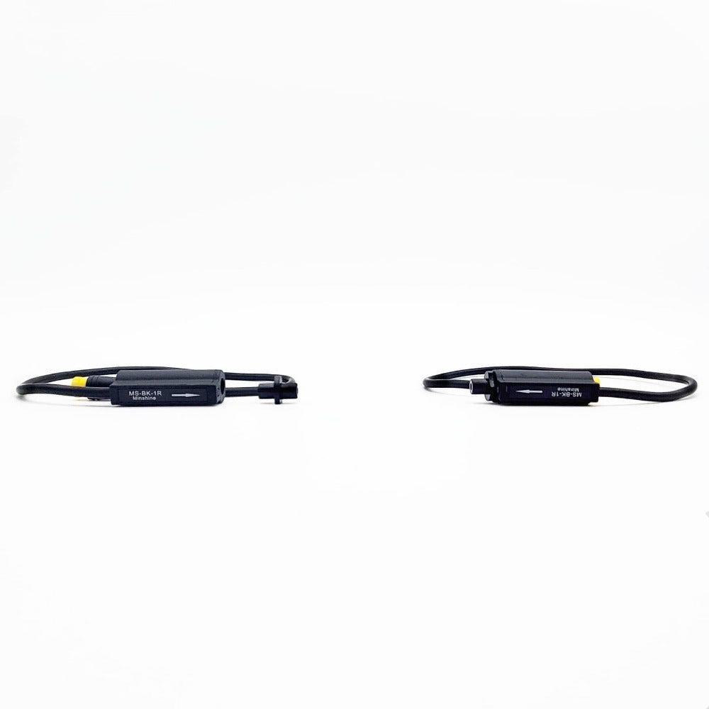 Cable Pull / Through Line E-Brake Sensor (For Using Your Own Mechanical Brakes) - Yellow 3 pin