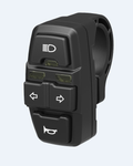 Multi Switch / Button Control w/ Indicator Light (Lights / Turn Signals / Horn)