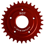 30T Chainring for TSDZ2 - Narrow Wide - Offset (Future-bike)