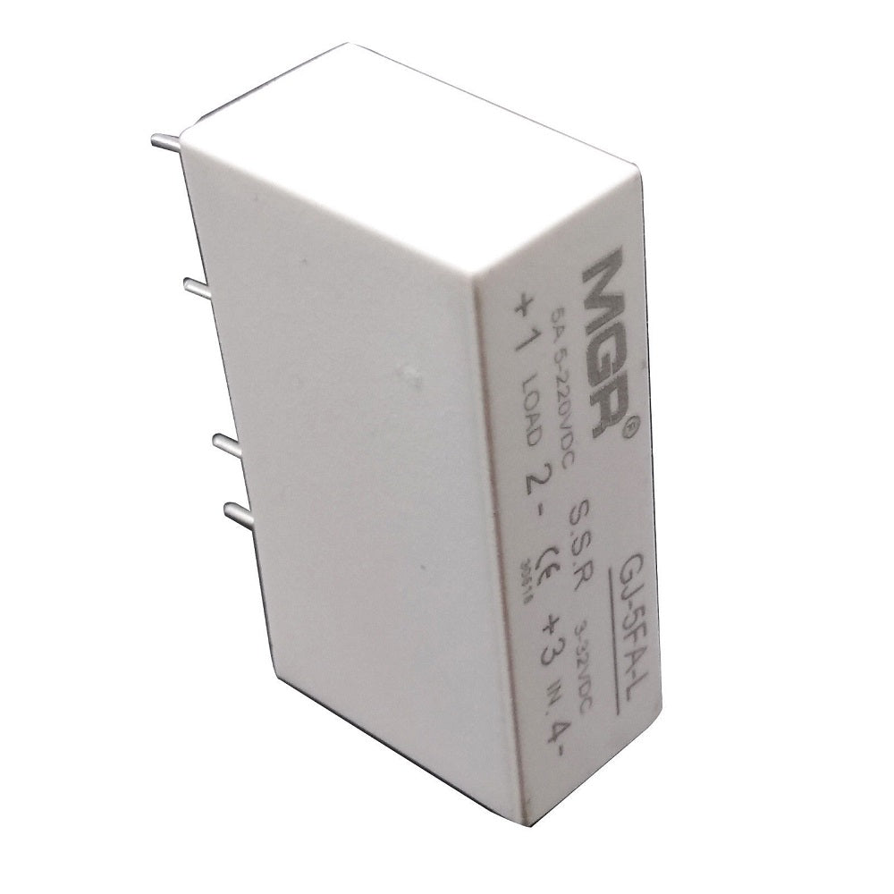 Solid State Relay 3v - 32v DC Switch Input w/ 5v - 220v DC Load Output