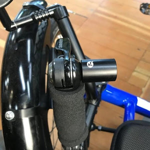Bar End Shifter Micro Mount