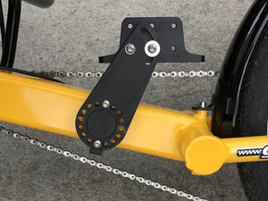 Fully Configurable Battery Mount (For Most Bikes and Trikes)