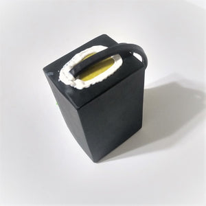 48v 6.0ah Mini Cube Bare Battery (25a Discharge)