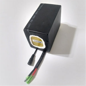 52v 5.0ah Mini Cube Bare Battery (30a Discharge)