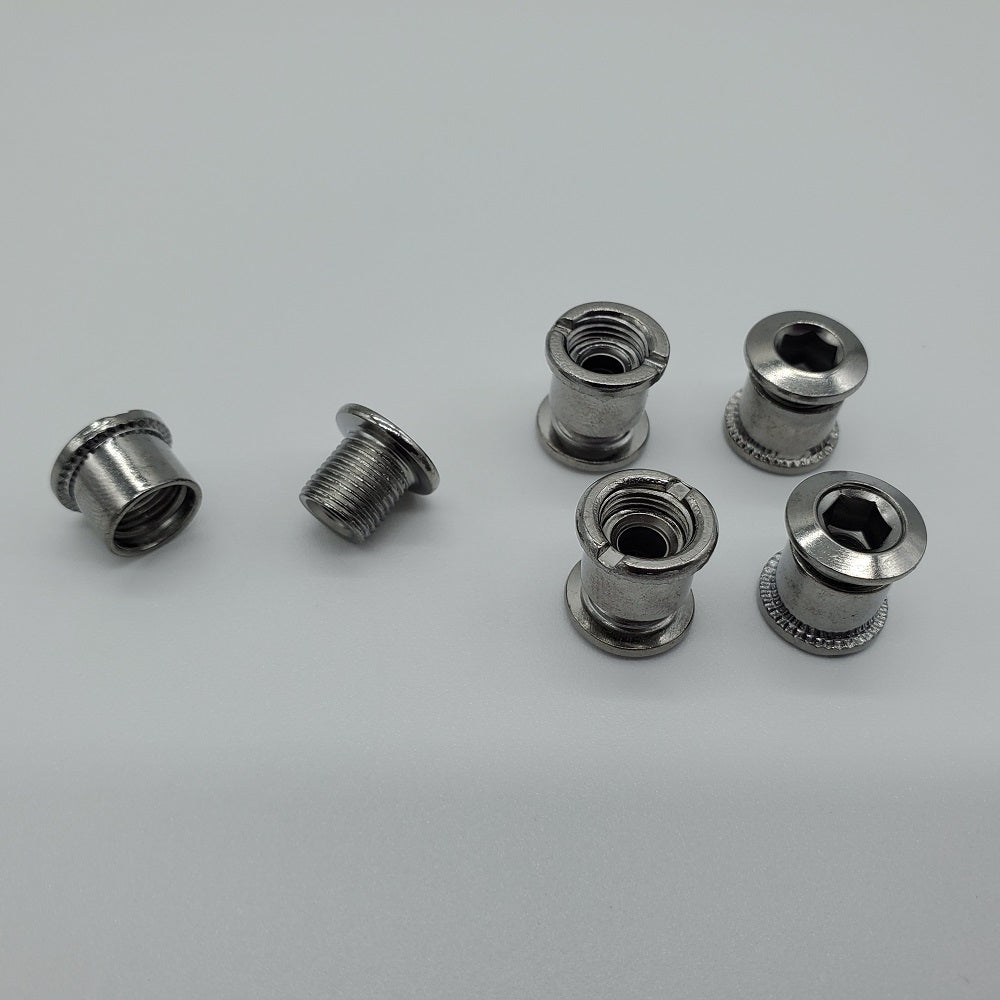 Double Chain Ring Bolts