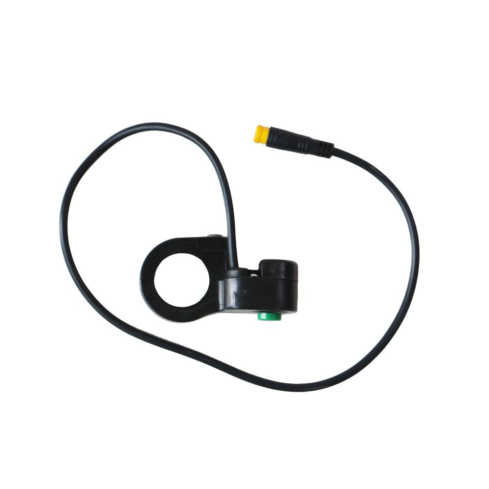 Momentary Push Button / Kill Switch E-Brake - Yellow 3 pin
