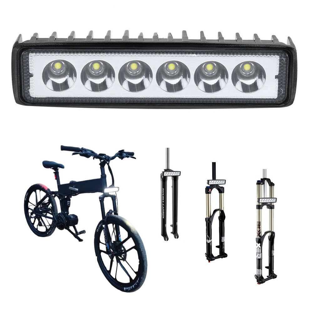 "Eco Light Bar - 6"" (12 - 60v)"